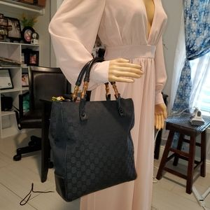 Gucci vintage tote..